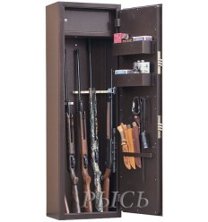 Сейф Gunsafe РЫСЬ