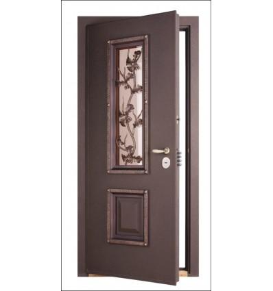 Входная дверь Stardis Cottage Prestige Bronze