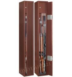 Металлический шкаф для хранения оружия Охотник-21
