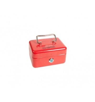 Бокс для денег и документов IB-1-CB-15-11-8-RED IBOX