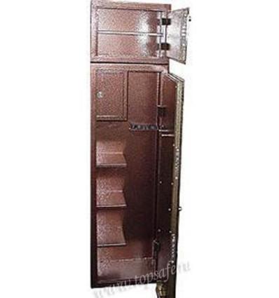 Шкаф оружейный Торекс ШО-2Бн