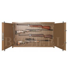 Сейф Gunsafe BS94h.EL с горизонтальным хранением ружей