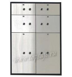 Блок депозитных ячеек Valberg DB-6/3S DGL