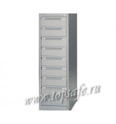 Шкаф для карточек Bisley B64 (BCF-64)