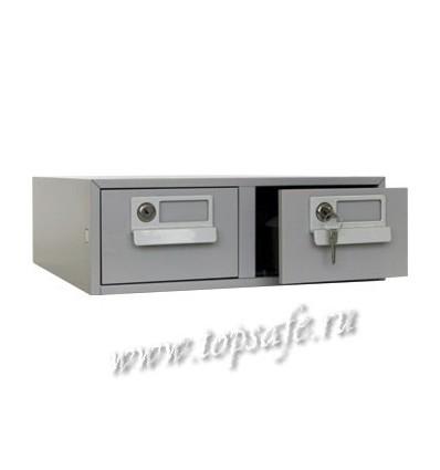 Шкаф для карточек Bisley FCB-23L (131L)