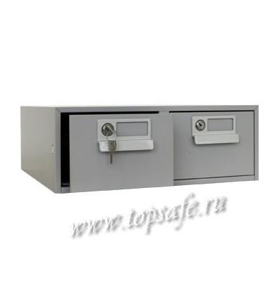 Шкаф для карточек Bisley FCB-24L (132L)