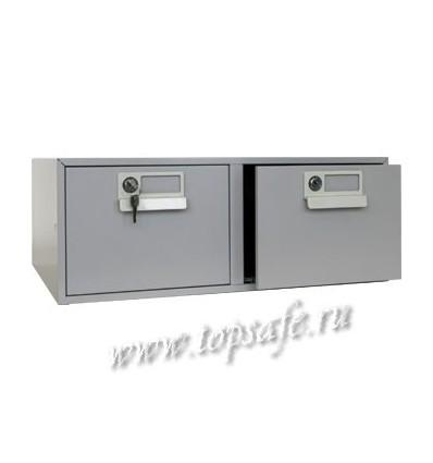 Шкаф для карточек Bisley FCB-25L (133L)