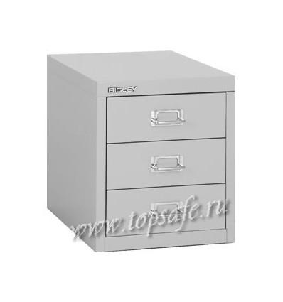 Шкаф настольный Bisley 12/3L (PC 055)