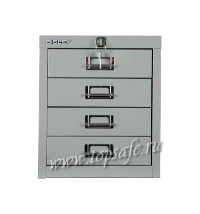 Шкаф настольный Bisley 12/4L (PC 059)