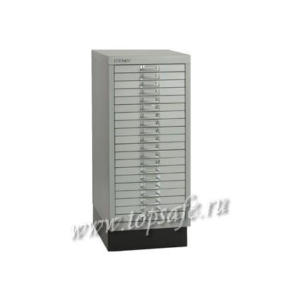 Шкаф многоящичный Bisley 29/20L (PC 083)