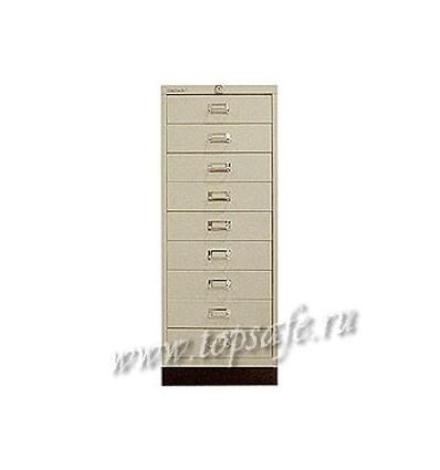 Шкаф многоящичный Bisley ВА3/9L (PC 115)