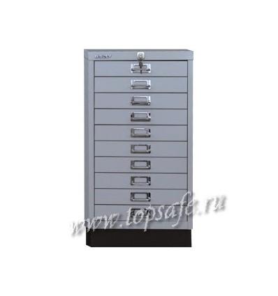 Шкаф многоящичный Bisley ВА3/10L (PC 117)