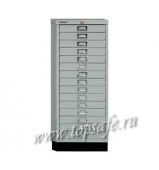 Шкаф многоящичный Bisley ВА3/15L (PC 119)