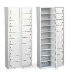 Шкаф-модуль для индивидуального хранения Новатор на 20 ячеек