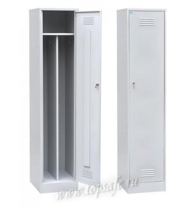 Шкаф для одежды 1-но створчатый с перегородкой Rommel