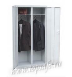 Шкаф для одежды 2-х створчатый 700 Rommel
