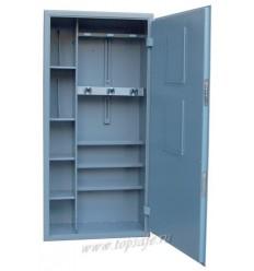 Шкаф для оружия Меткон ШУ-3