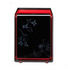 Сейф Lucell LU-1000RB Черные цветки