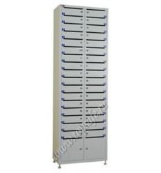 Шкаф абонентский Диком АС-1034 (на 34 ячейки)
