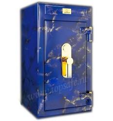 Сейф взломостойкий Stockinger ISIS (голубой)