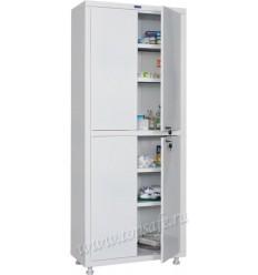 Шкаф медицинский Hilfe МД 2 1670/SS