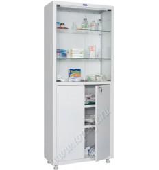 Шкаф медицинский Практик MED 2 1670/SG