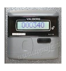 Счетчик открываний Valberg DLC-100
