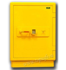 Сейф Burg-Wachter E 512 ЕS желтый LUXURY + вставка