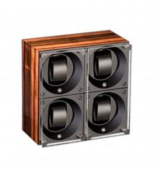 Аксессуары SwissKubik 4W Precious Wood Macassar/Gold Wenge