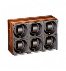 Аксессуары SwissKubik 6W Precious Wood Macassar/Gold Wenge