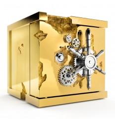 Сейф Boca Do Lobo Millionaire Jewelry Safe