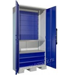 Тяжелый инструментальный шкаф Практик AMH TC-062030