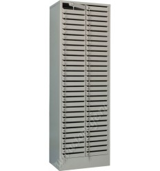 Шкаф абонентский Практик AMB-180/60D