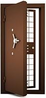 бронированные двери в банке