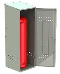 шкаф для газового баллона фото